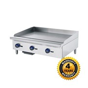 Cookrite Gas 3 Burner Griddle – ATMG-36