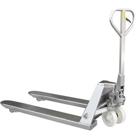 91112 Pallet Truck - 685mm wide Stainless 2000kg