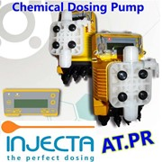 Electromagnetic Dosing Pumps - Injecta AT-PR2