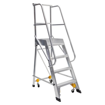 Bailey Order Picker Work Platform Industrial Duty Rated