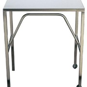 Operating Theatre Arm Height Adjustable Instrument Tables