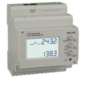 CT DIN Rail Mount Energy/Power Meter