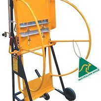 MANUAL BIN LIFTER 30KG CAPACITY LIFTING 1420MM