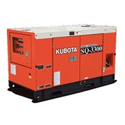 Diesel Powered Generator | SQ3300B-AU-B