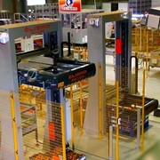 Elisam Palletizer Systems