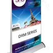 DRM Desktop Roller Banner | Double/Single Sided