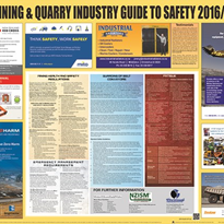 Mining & Quarry Industry Guide to Safety 2016/17