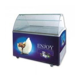 9 Tub Gelato Display | Gelatissimo SD-450S