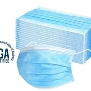 Level 1 Three Ply Masks - TGA Certified