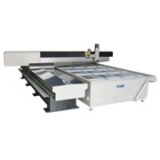 Cantilever Type Waterjet Cutting Machine