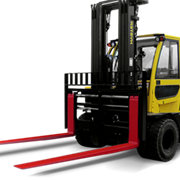 IC Diesel Warehouse Forklift | H170-190FT Series