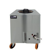 Small Clay Tandoor Oven -  TAN600