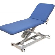 LynX GP 2-Section Electric Examination Couch with Castors