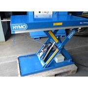 Hymo Scissor Lifts