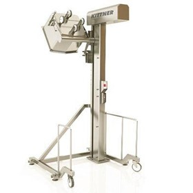 Bin Lifter & Tilter | Kittner 3.550mm Norm | 2421105