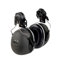 3M™ Peltor™ X Series Premium Cap Attached Earmuff | X5P3E