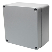 Die Cast Aluminium Enclosures