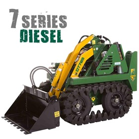 Skid Steer Loader | 7 Series | Diesel