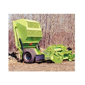 Plough, Hoe & Rake Attachment I Rock Pickers RS320 Jumbo