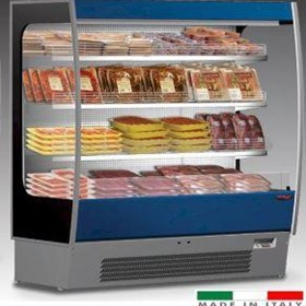 Mastercool Italian Multi Deck Vertical Cold Food Display 1935mm