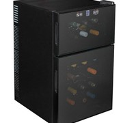 Mini Dual Zone Wine Fridge BCW69-DD