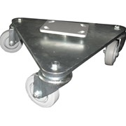 Stage / Theatre Plates With Heavy Duty Castors