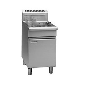 Waldorf Single Pan Gas Deep Fryer FN8120G