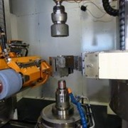 Clamping system versatility by Hainbuch