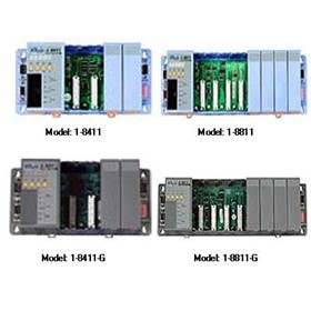 I-8411 4-slot Serial Embedded Controller with 80188-40 CPU and MiniOS7