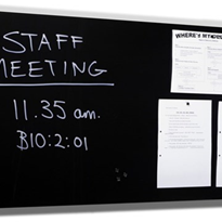Glass Whiteboard - Magnetic & Frameless