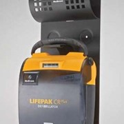 Wall Mount Bracket for LIFEPAK CR Plus or LIFEPAK Express AEDs