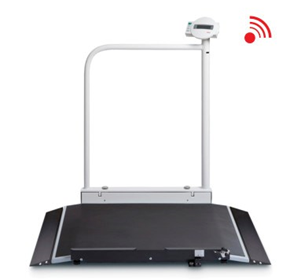 Wireless Wheelchair Scale - SECA 676