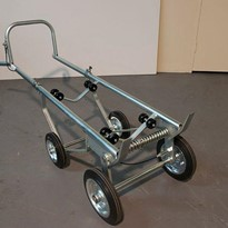 Multi Purpose Drum Trolley from Pack King