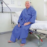 Disposable Kimono Patient Gown