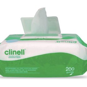 Universal Disinfectant Wipes - 200 Wipes