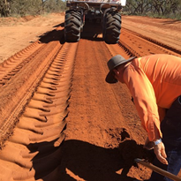 Council delivers large road project with Australian PolyCom innovation