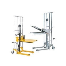 Manual Fork / Platform Stacker