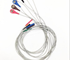 ECG Cable 4-lead for ECG machines  300-4A / 300-2W
