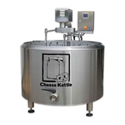 Cheese Processing Machine | 200 Ltr Cheese Making Kettle Vat