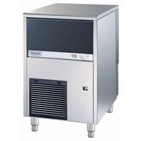 TB852A Brema's TB Series TB852A Pebble Ice Maker produces 85kg