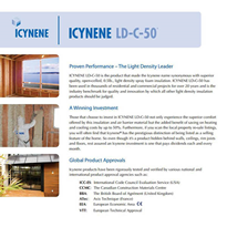 Spray Foam Insulation for Homes & Commercial Buildings | Icynene®