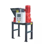 Universal Economic Double Shaft Shredder for Medical Waste