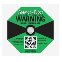 Shockwatch | Impact Indicators | ShockDot