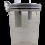 Clements Suction Canisters for Mobile Suction Pumps | Reusable 2L