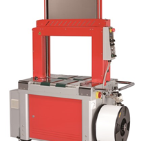Fully automatic strapping machine | TP-702BP | Trio Packaging