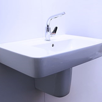 Vitreous Wash Basin | Enware