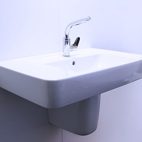 Vitreous Wash Basin | Washroom Fitting