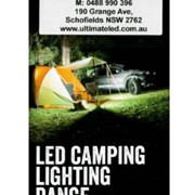 Roadvisions Camping LED Light Kit System RCK4048W