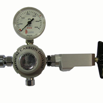 Comweld Series O Pressure Regulator - Carbon Dioxide / Carbogen 20%