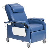 Medical Treatment Chair Manually Operated | T200